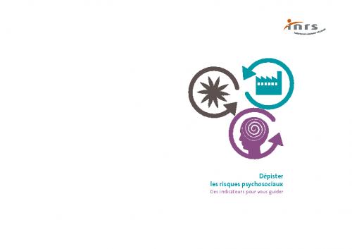 Brochure risques psychosociaux INRS 2007