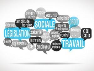 nuage de mots dialogue social