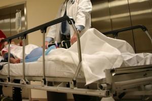 Gestes et postures à l'hôpital